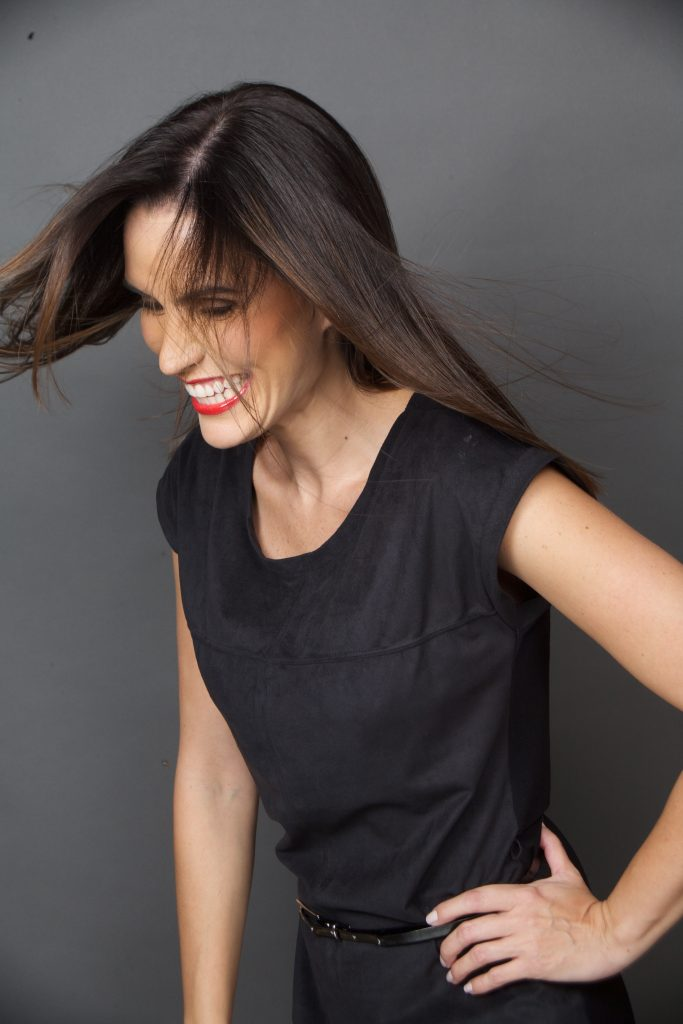 Bea Gottberg Sonriendo
