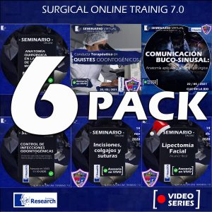 6 pack Surgical