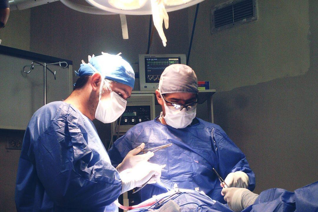 Consulta especializada en Cirugía Bucal y Maxilofacial